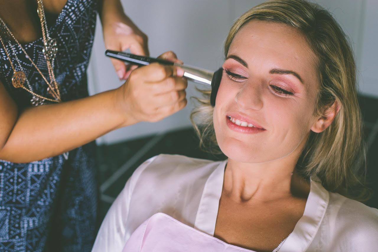 Gaia Estetica e Benessere Make up sposa- pennelli