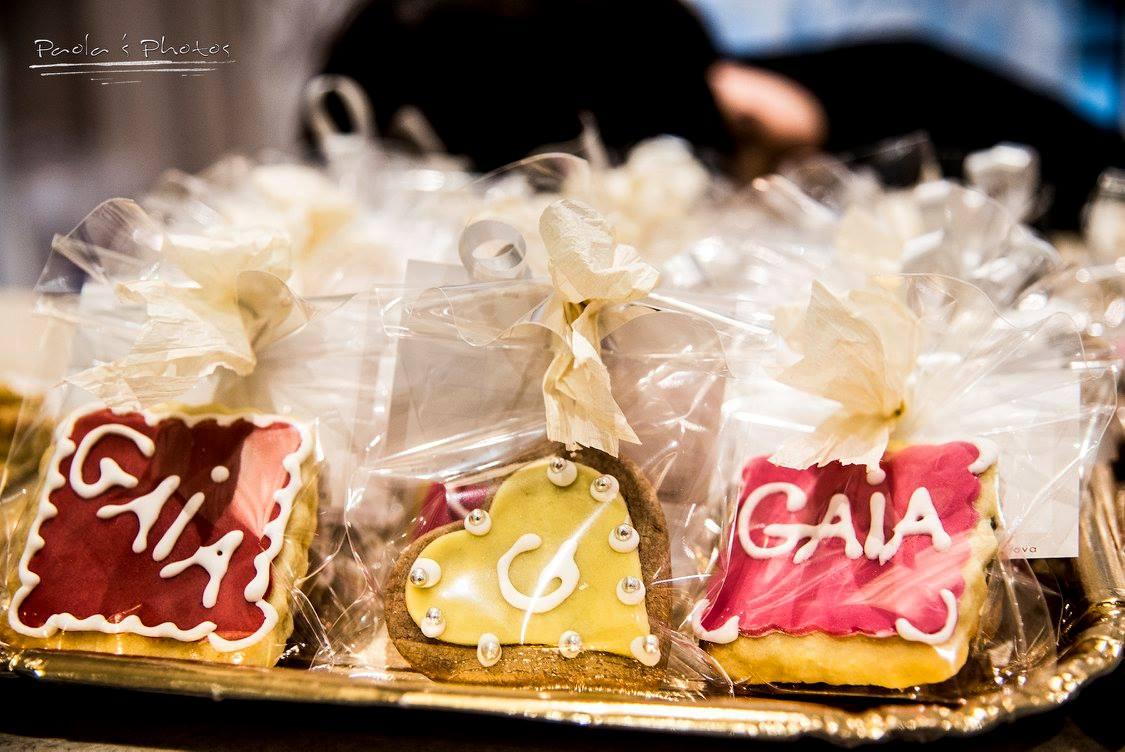 Biscotti personalizzati Gaia Estetica e Benessere