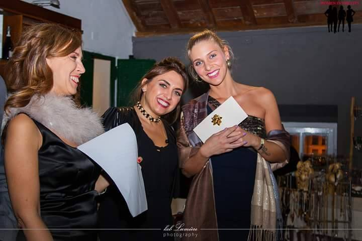 Women in The City Premiazione