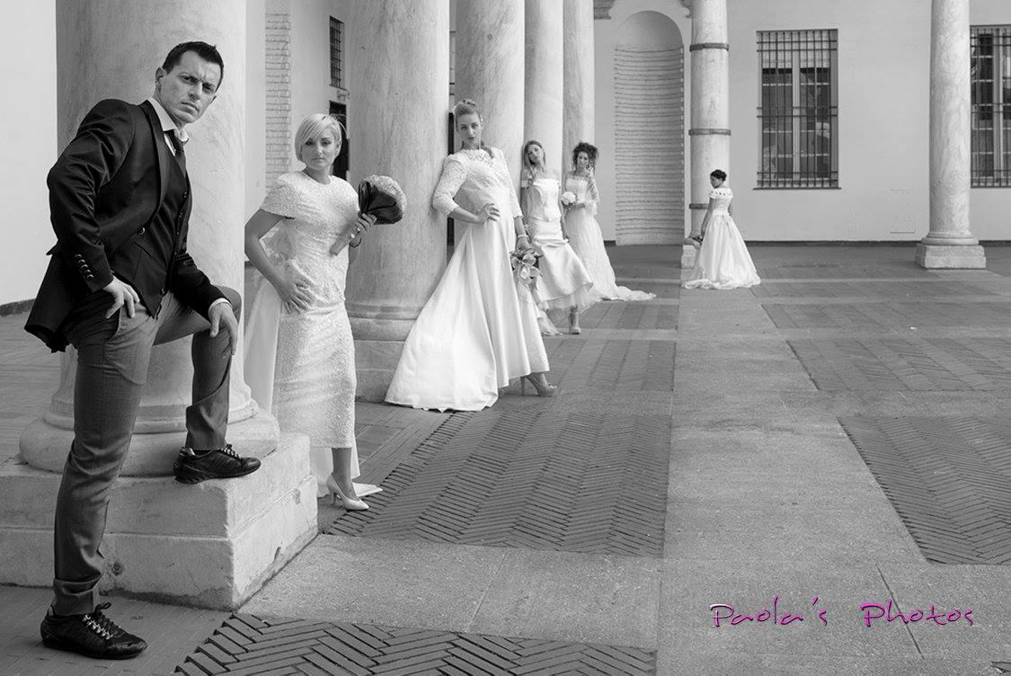 Sposi palazzo Genova