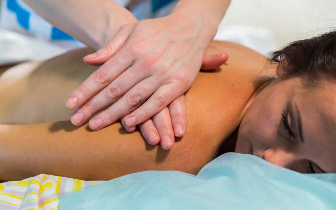 Massaggio corpo rilassante